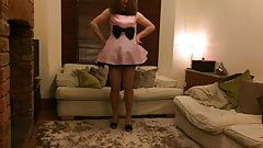 best of Slut Sissy petticoat