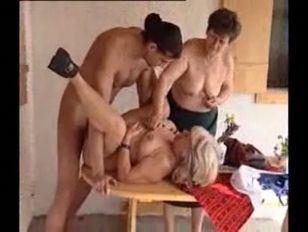 Black I. reccomend Seniors in threesome sex pictures