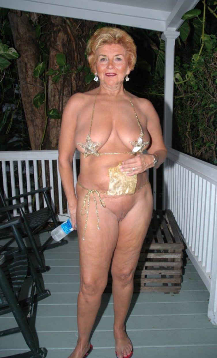 Eclipse reccomend Granny bikini slut pictures amatuer