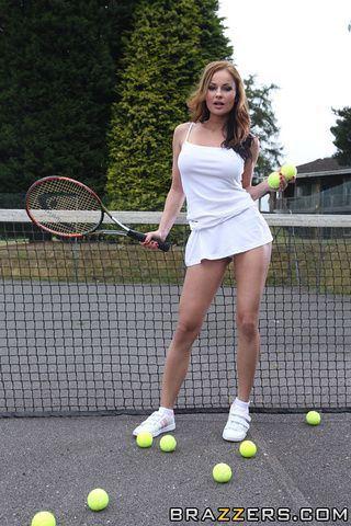 Zena reccomend tennis shorts