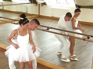 Dancing bottomless