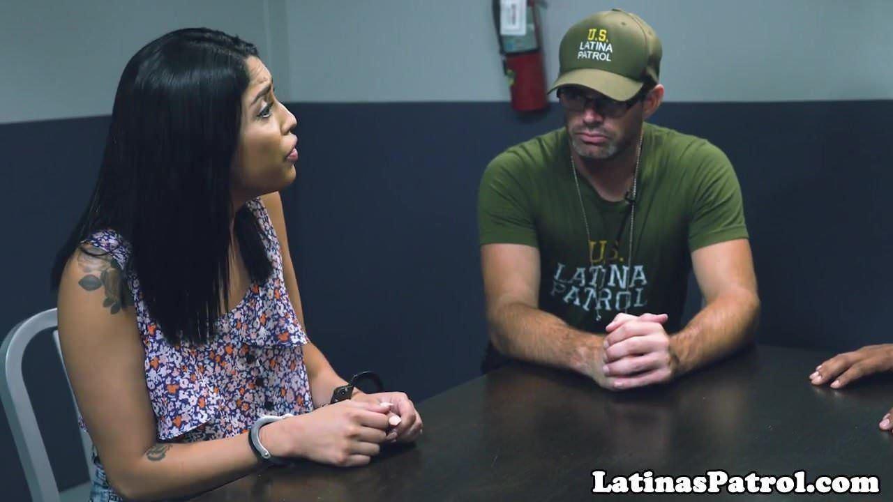 Latina immigrant