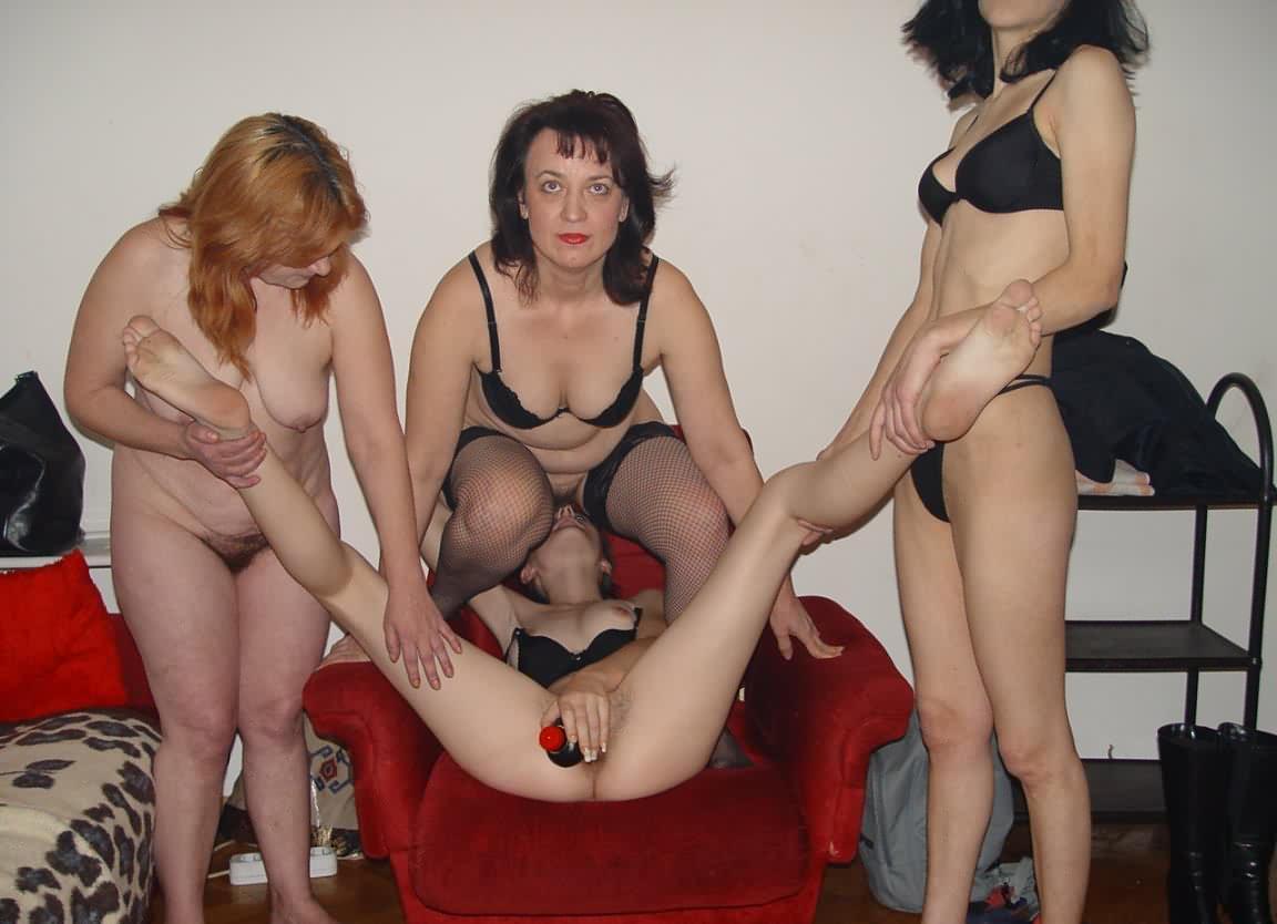 best of Orgy milf lesbian Mom