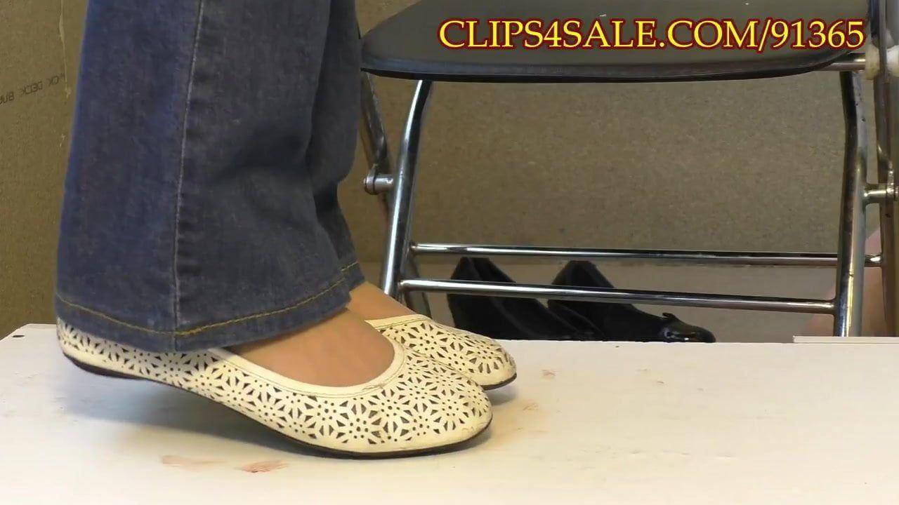 Rhubarb reccomend flat shoe trample