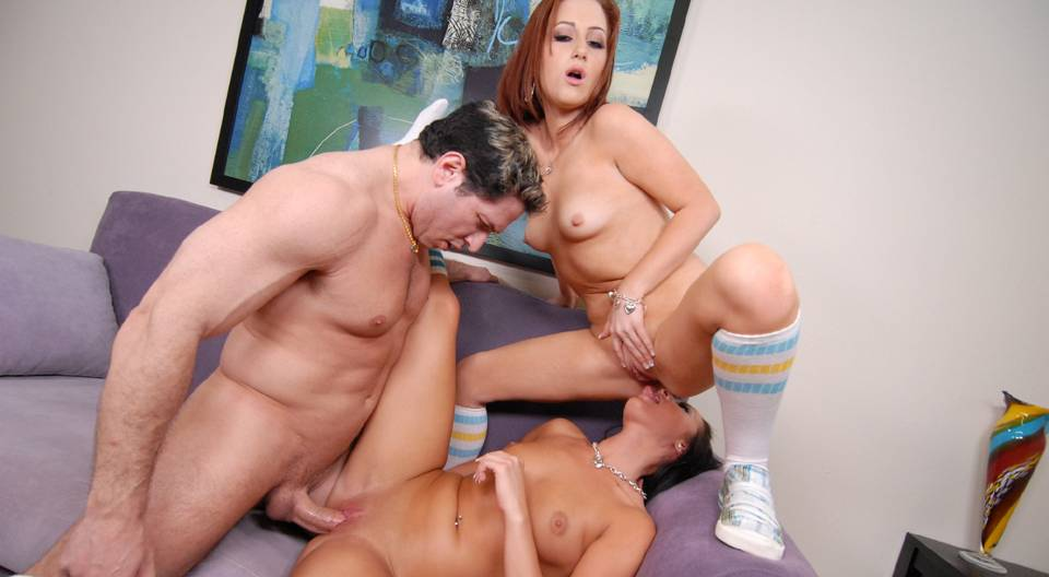 best of Threesome Deena daniels