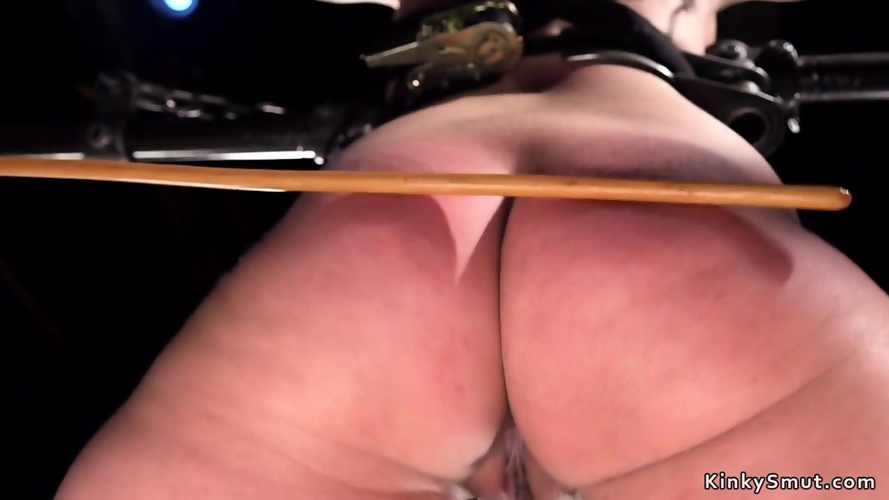 best of Tryout on slave Dildo