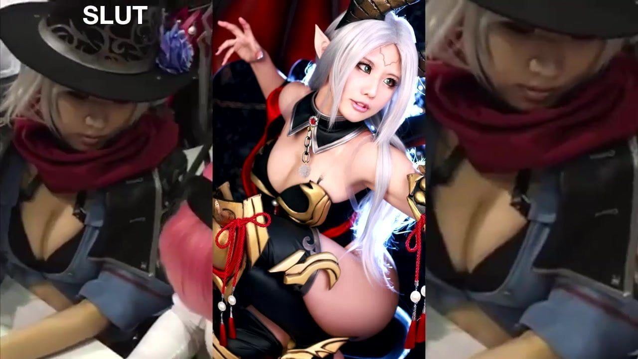 best of Jerk off challenge cosplay