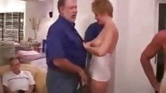 Dreads reccomend Mature swinger wife with young guy