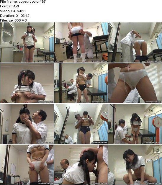 Voyeur japanese teen