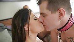 Cum kiss him