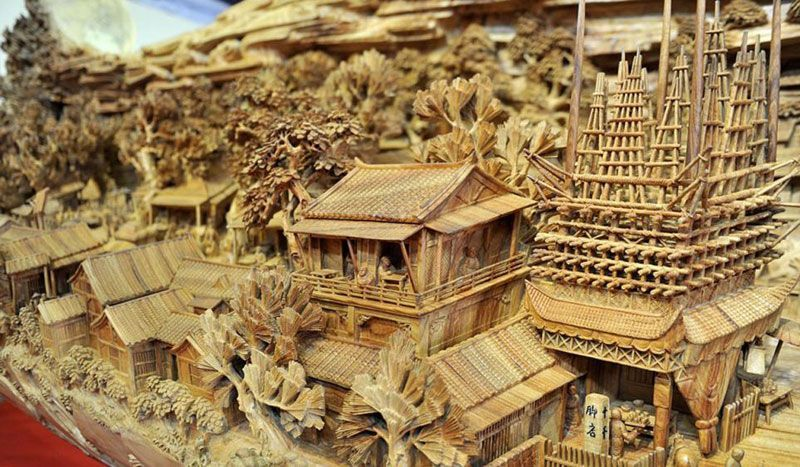 Best asian wood for carving