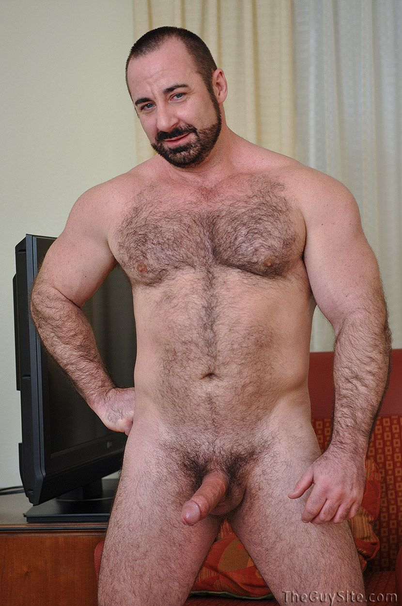 Muscle bears 2007 nude