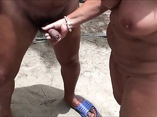 best of Assholes suck beach erotic cock on