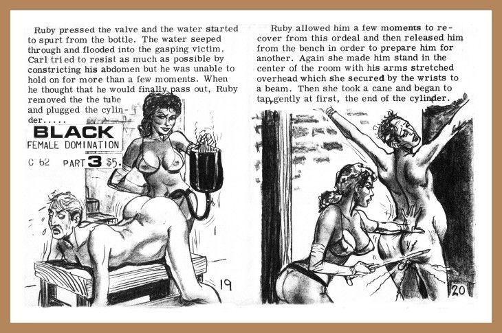 best of Bondage extreme cartoon femdom porn
