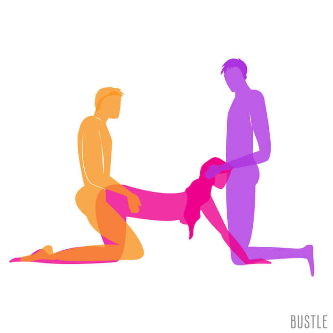best of Guide Threesome positions