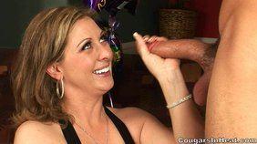 Brazzers - Big Tit blonde milf Rebecca More gets fucked - A XXX Parody.