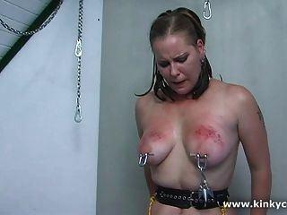 Bdsm nipple torture tgp
