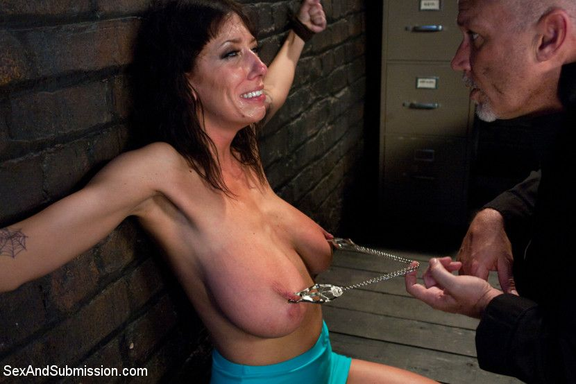 best of Tits bondage big topless