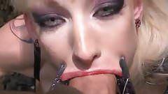 Fake lips milf