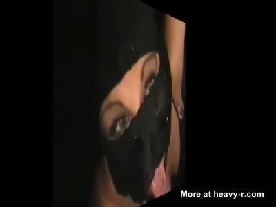 Naughty hijab