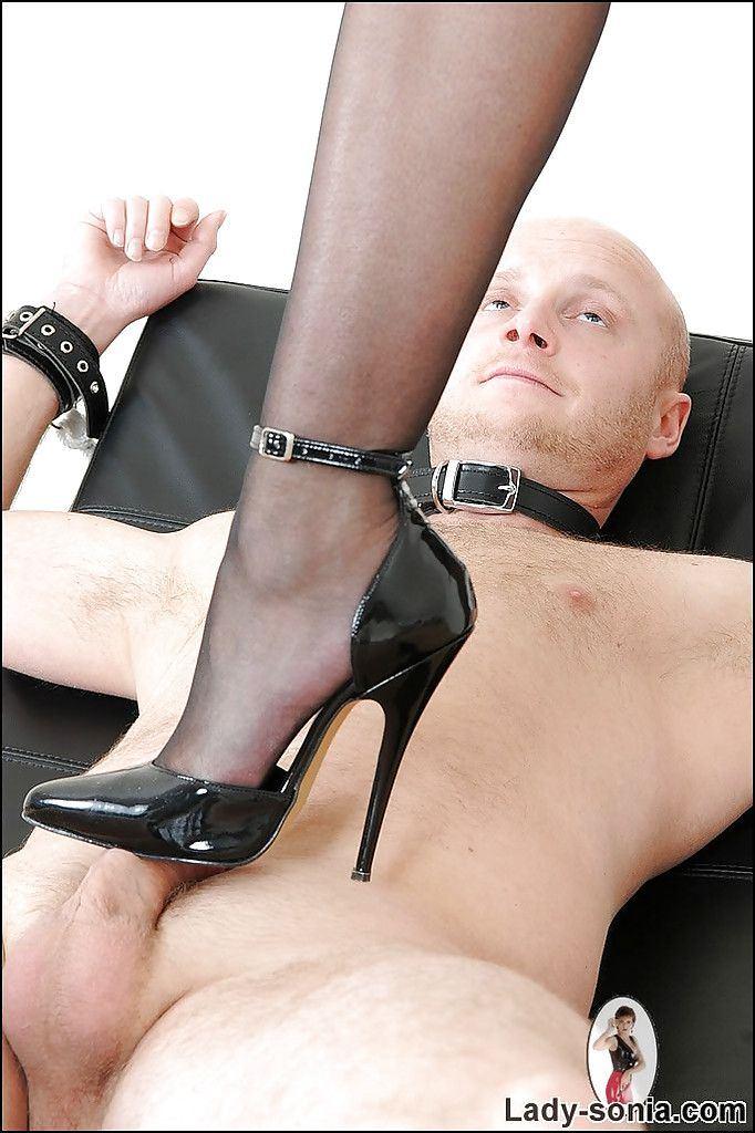 Femdom high heels cbt Naked Girls 18+ 2019