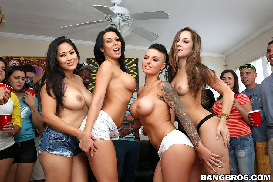 Scuttlebutt reccomend bangbros sex party