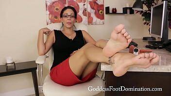 best of Goddess jamie foot