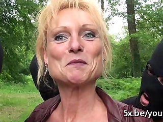 Free mature gangbanging wife