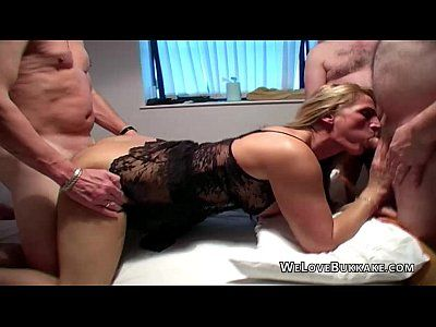best of Gangbanging wife mature Free