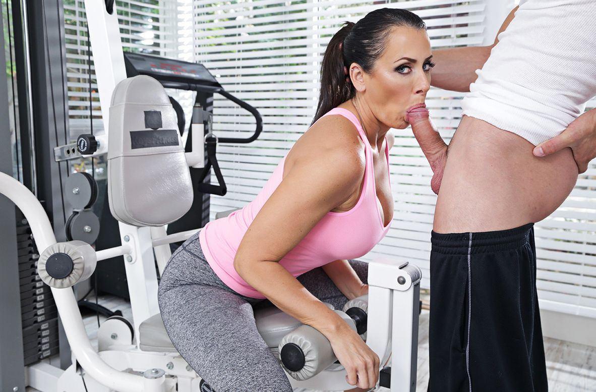 Friends mom gym