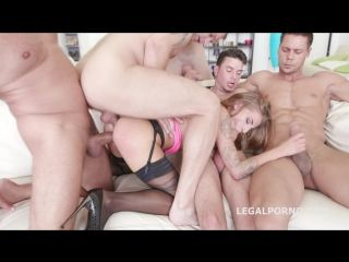 best of Gonzo anal gangbang