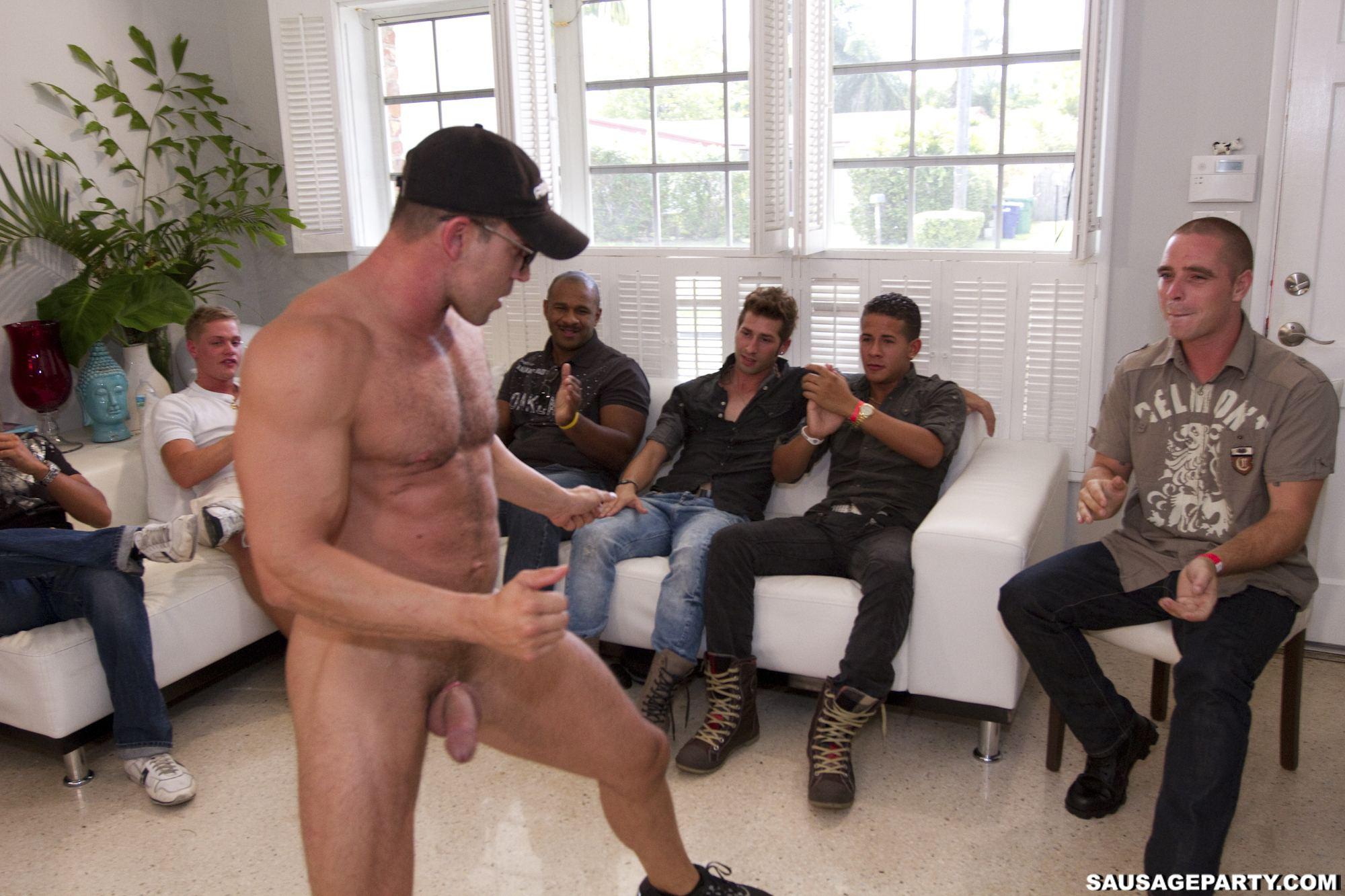 Dakota reccomend group masturbation men