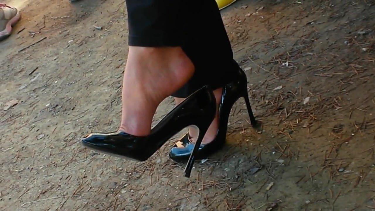Heels shoeplay