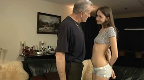 Cadence Luxx - DAD FUCKS STEP DAUGHTER WHILE MOM ISNT AROUND!