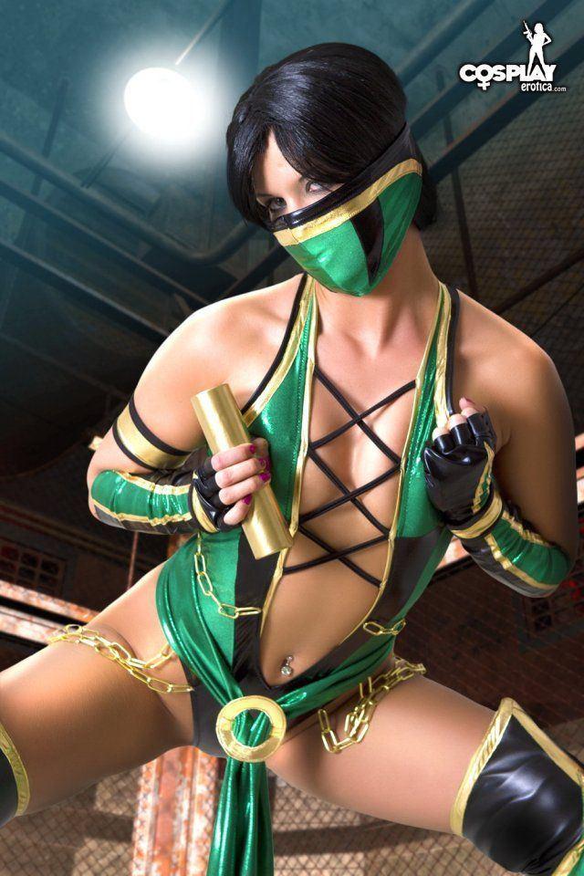best of Naked mortal kombat girls hot