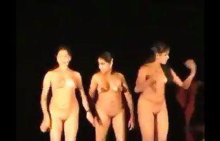 Indian public dance