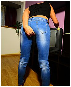 Jeans desperation