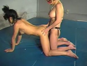 The K. recommend best of wrestling lesbo