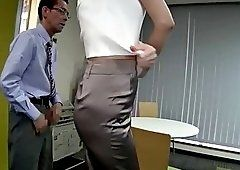 Dove reccomend Mature professional women in skirts