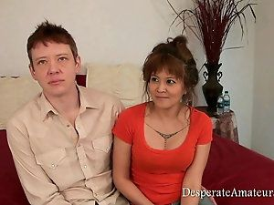 Mature swinger wife with young guy
