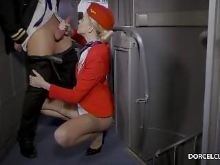 best of Airplane the upskirt Mature on