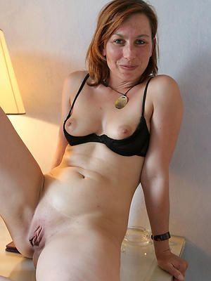 Mature women tiny breasts