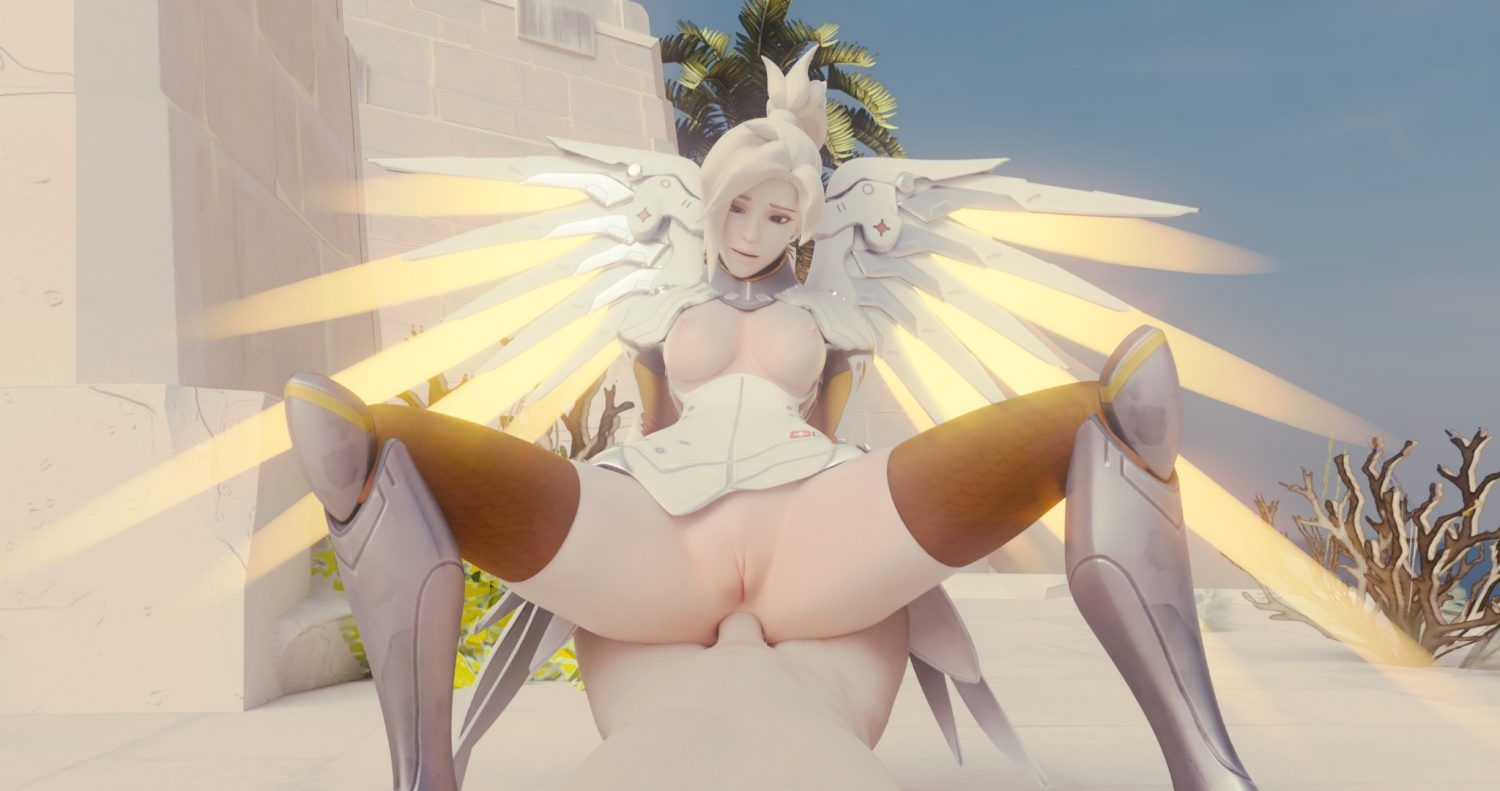 best of Reverse cowgirl mercy