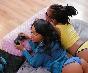My wife threesome ebony