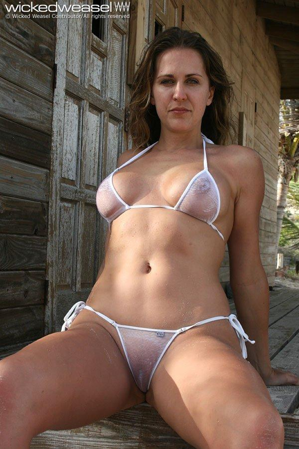 Naked amateur wicked weasel milf