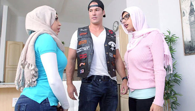 best of Hijab naughty