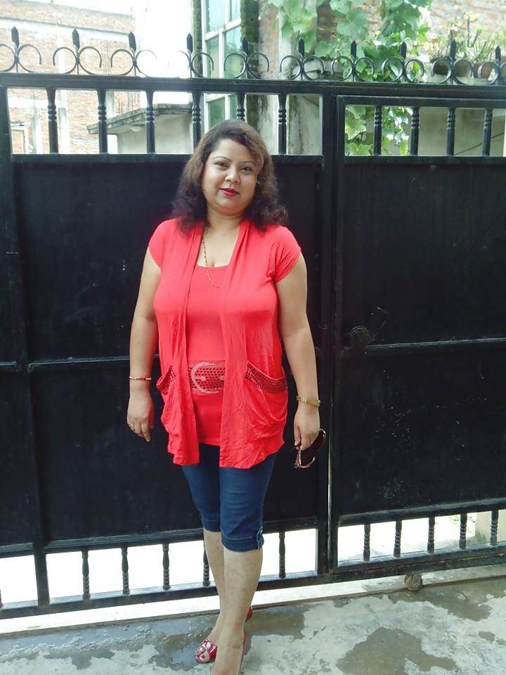 Nepali mom