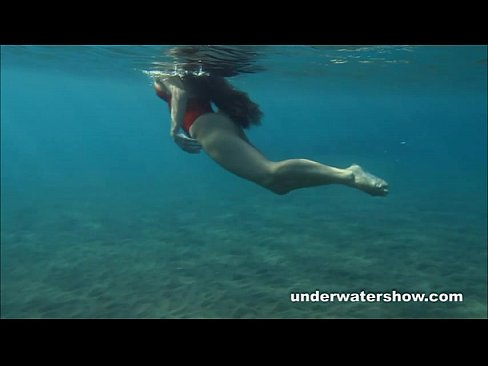 Willow reccomend nude swimming underwater