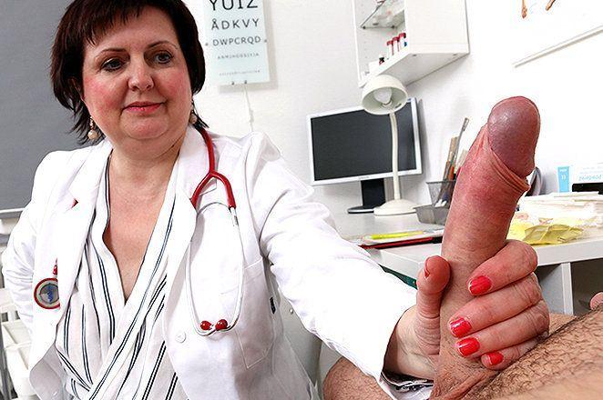 Squeaker recomended sperm nurse hospital handjob