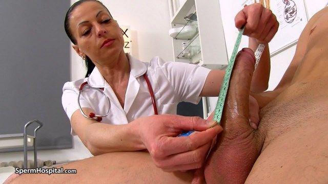 best of Hospital nurse handjob sperm